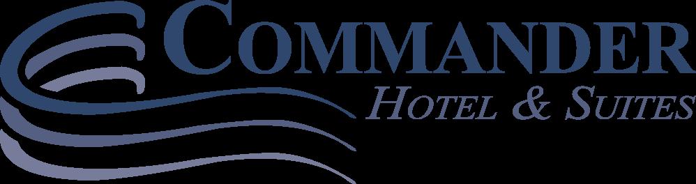 Commander Hotel Logo